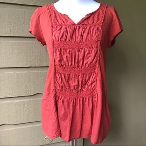 Anthropologie Meadow Rue Blouse Size Small